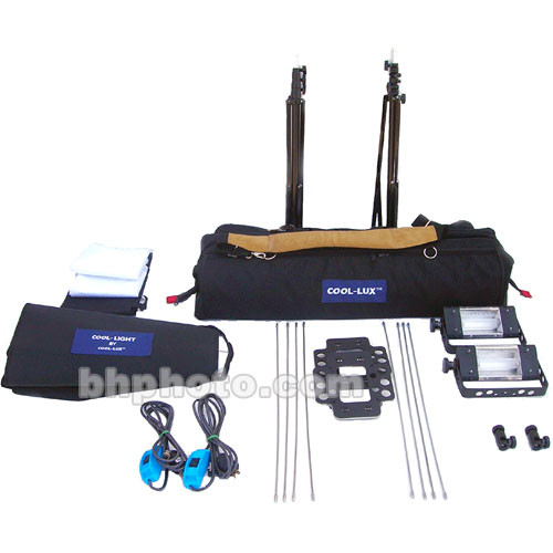 Cool-Lux Cool Softlight II Plus  Kit