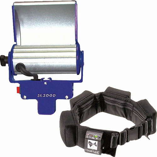 Cool-Lux SL-3084 Broad Light and Battery Kit