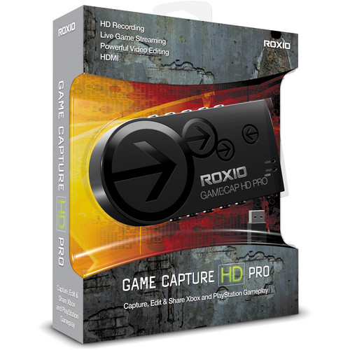 Roxio Game Capture HD Pro