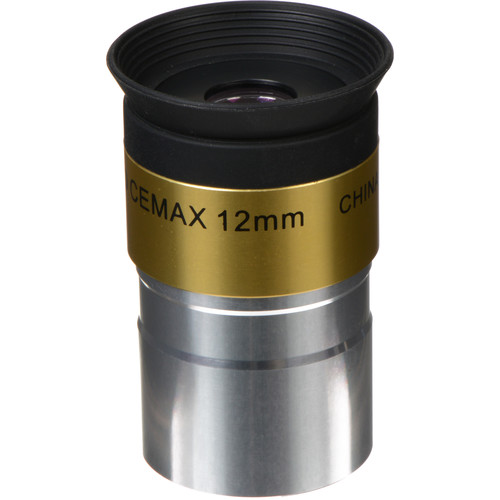 """Coronado CEMAX 12mm H-Alpha Solar Eyepiece (1.25"""")"""