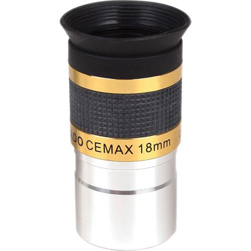 """Coronado CEMAX 18mm H-Alpha Solar Eyepiece (1.25"""")"""