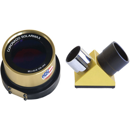 Coronado Coronado SolarMax II 60mm H-α Etalon with 10mm Blocking Filter Set