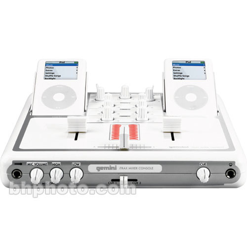 Cortex iTrax Dual Mixing Station for iPod