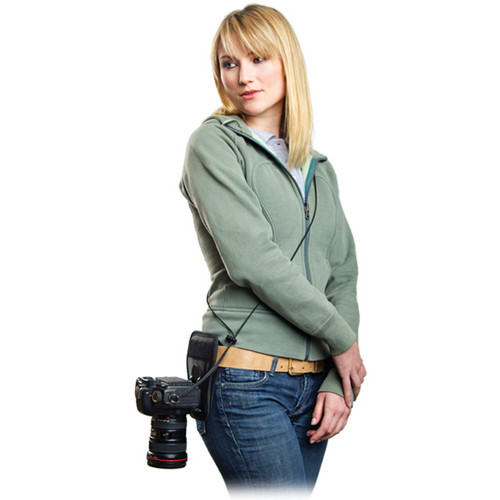 Cotton Carrier Side Holster for Cameras