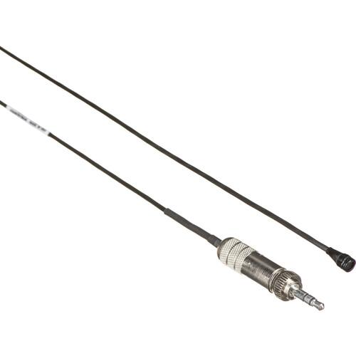 Countryman B3 Omni Lavalier Mic, Standard Sens, with 3.5mm Locking Connector for Sennheiser Wireless Transmitters (Black)