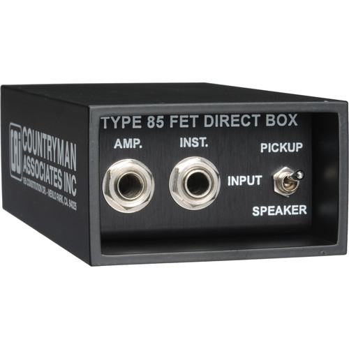 Countryman TYPE 85 Direct Box