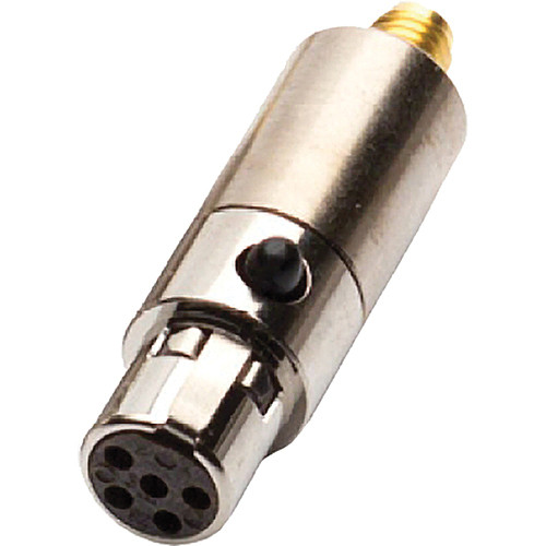 Countryman B2D Detachable SL Connector for Shure Wireless Transmitters