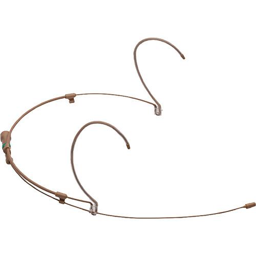 Countryman H6 Omnidirectional Headset (No Cable, W7 Band, Tan)