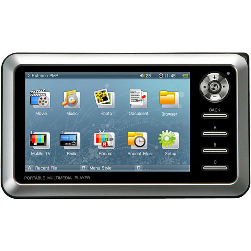 COWON A3 60GB Personal Media Player and Recorder