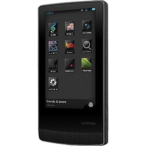 COWON J3 MP3 Player (Black)
