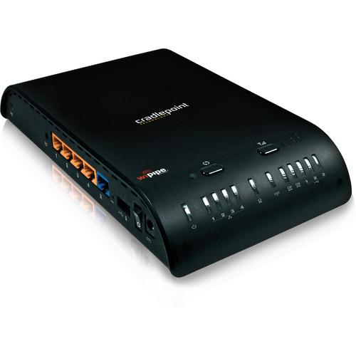 CradlePoint Failsafe Gigabit N Router for Mobile Broadband