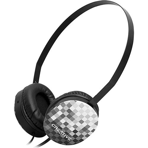 Creative Labs HQ-1450 On-Ear Stereo Headphones