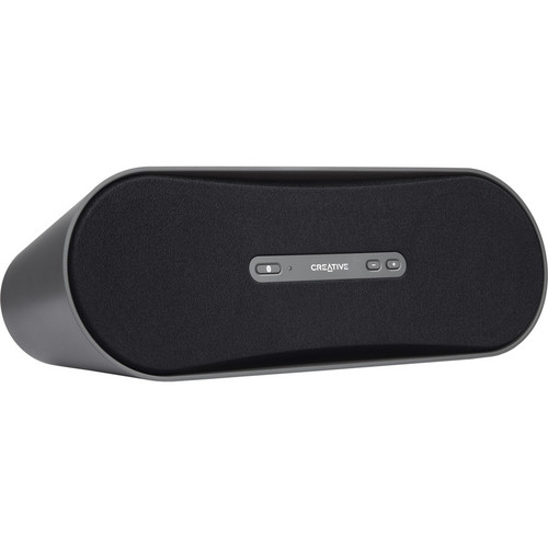 Creative Labs D100 Portable Bluetooth Wireless Speaker (Black)