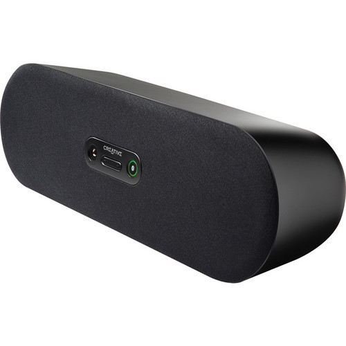 Creative Labs D80 Bluetooth Wireless Speaker (Black)