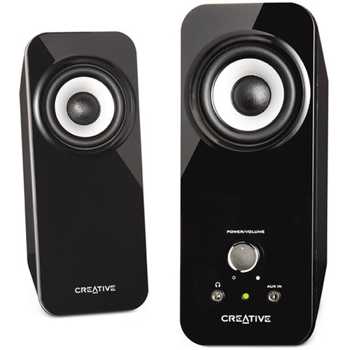 Creative Labs Inspire T12 2.0 Speaker System