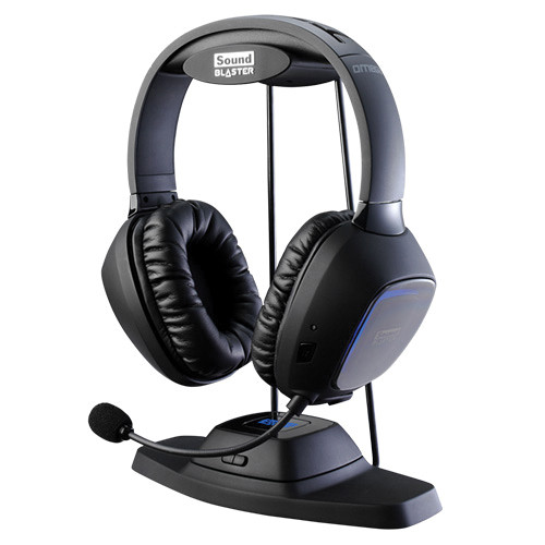 Creative Labs Sound Blaster Tactic3D Omega Wireless Gaming Headset