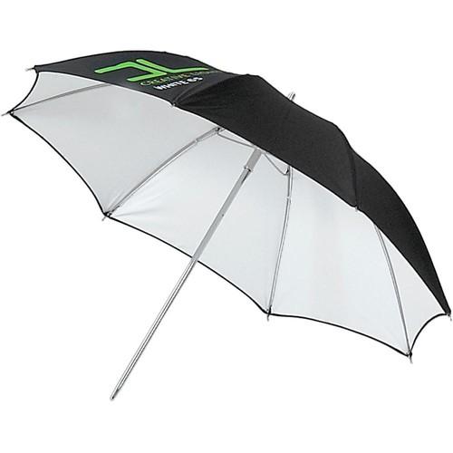 "Creative Light 25"" White Umbrella"