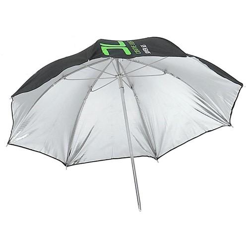 "Creative Light 25"" Silver Umbrella"