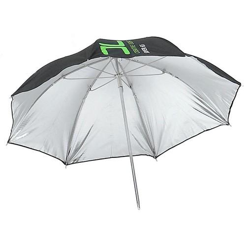 "Creative Light 33"" Silver Umbrella"