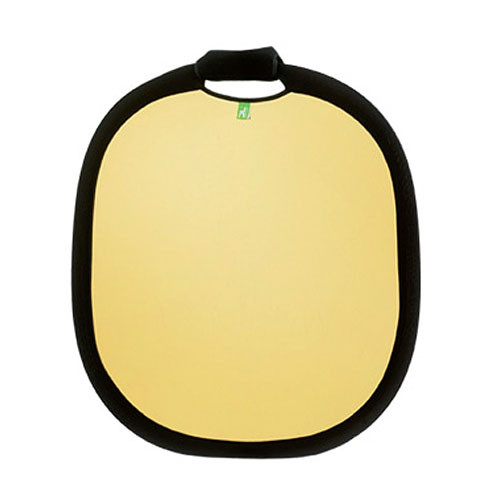 "Creative Light Deluxe Gold/White Reflector (24""/60cm)"