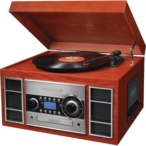 Crosley Radio CR2413A Memory Master II (Paprika)