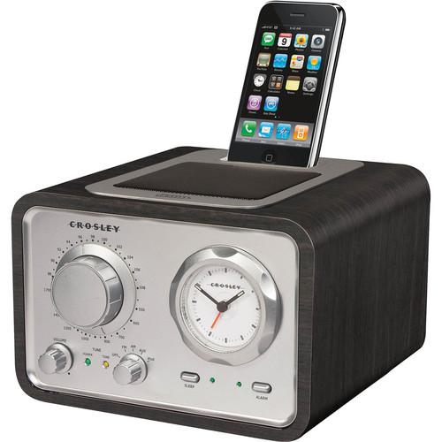 Crosley Radio CR3010A iDuet Radio (Black)
