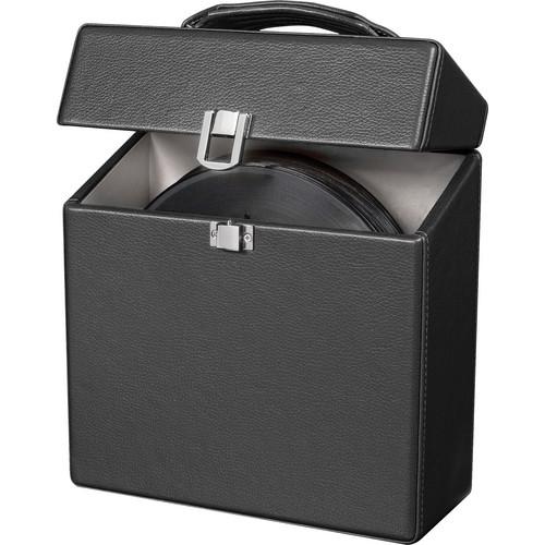 Crosley Radio Platter Pak 45 rpm Carrying Case (Black)