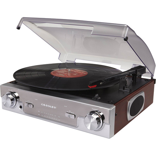Crosley Radio CR6005 Tech Turntable