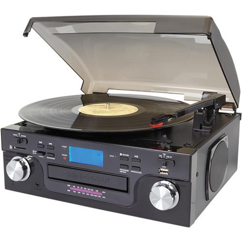 Crosley Radio CR6008A Tech Turntable