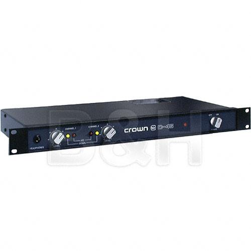 Crown Audio D-45 Amplifier
