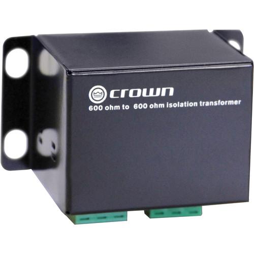 Crown Audio IST 600-ohm Isolation Transformer