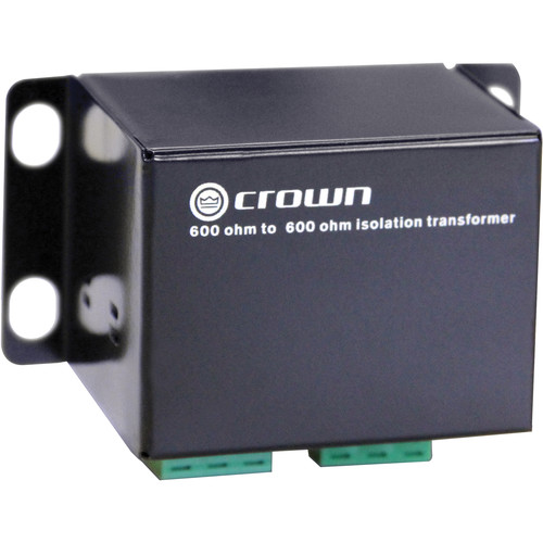 Crown Audio IST 600-ohm Isolation Transformer