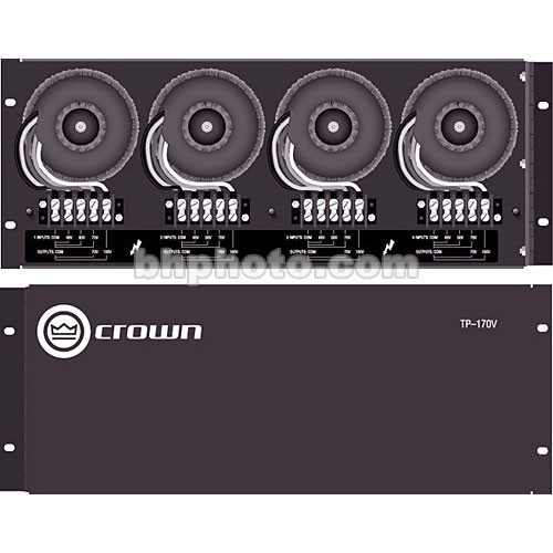 Crown Audio TP-170V - Constant Voltage Transformer Panel