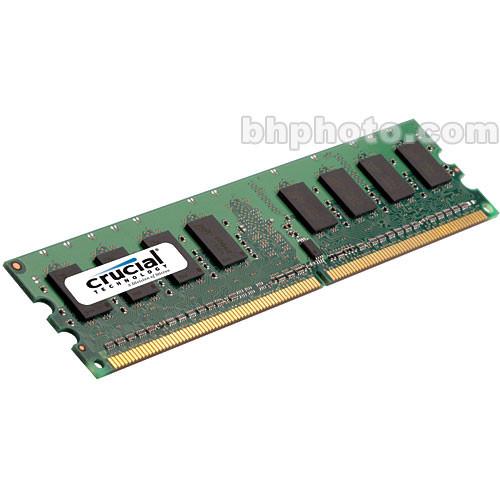 Crucial 2GB DIMM Memory for Desktop