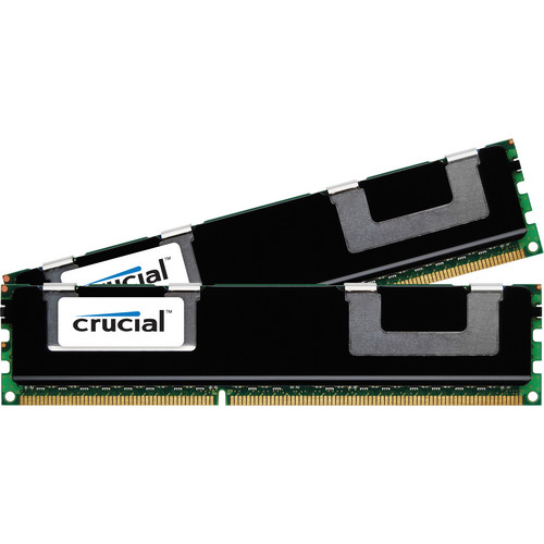 Crucial 16GB DDR3 Memory for Desktop (2x8GB)