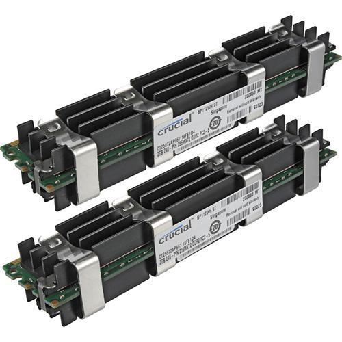 Crucial 4GB (2x2GB) FB-DIMM Mac Pro Memory Upgrade Kit