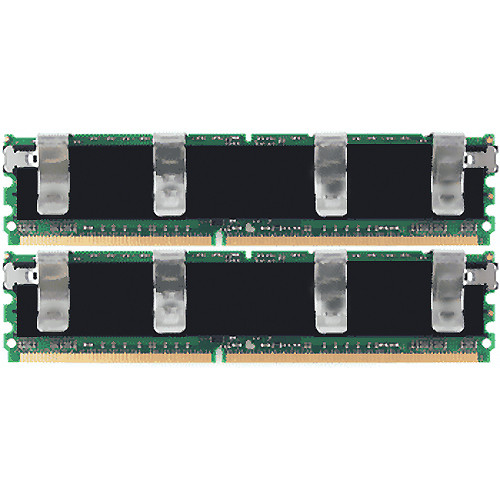 Crucial 4GB (2x2GB) FB-DIMM Mac Pro Memory Upgrade Kit