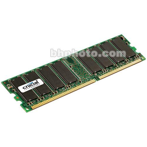 Crucial 1GB (2x512MB) DIMM Desktop Memory Upgrade Kit