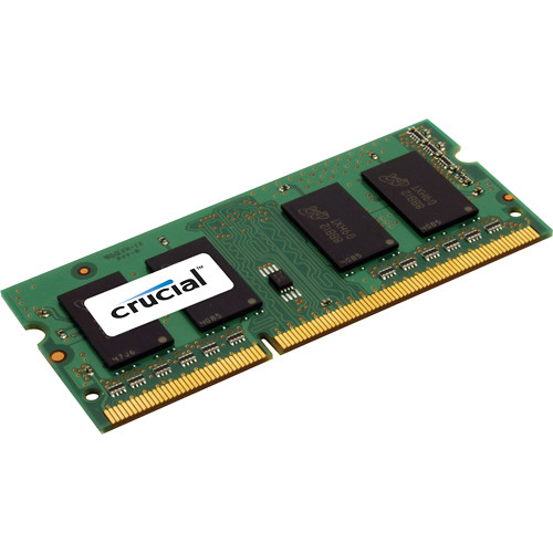 Crucial 4GB SO-DIMM Memory for Notebook