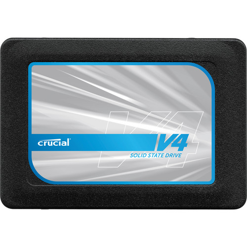 """Crucial 32GB V4 SSD 2.5"""" Solid State Internal Drive"""