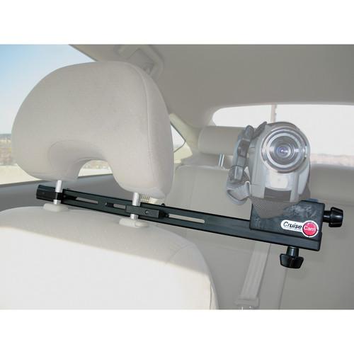 CruiseCam Short Bar Headrest Camera Mount