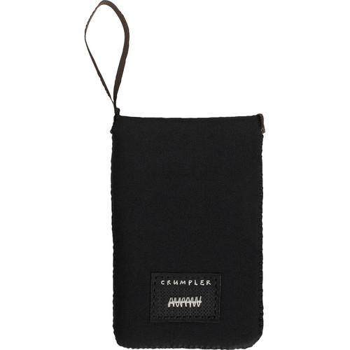 "Crumpler Grub Camera Bag, Small (2.55 x 3.9 x 0.39"", Black)"