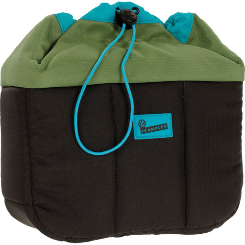 Crumpler Haven Camera Pouch (Large, Olive/Black)