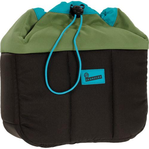 Crumpler Haven Camera Pouch (Large, Olive/Black)