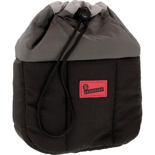 Crumpler Haven Pouch (Small, Black/Gray)