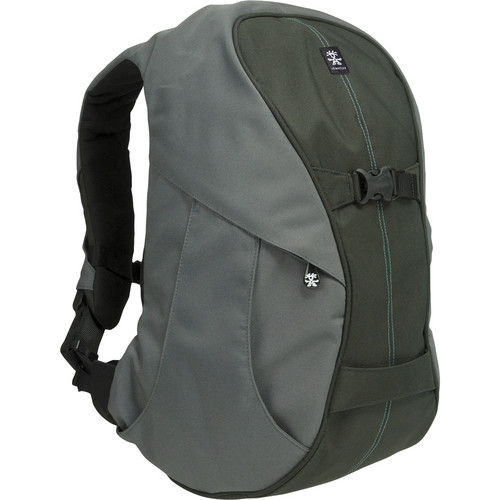 Crumpler Karachi Outpost - Medium (Black / Gunmetal)