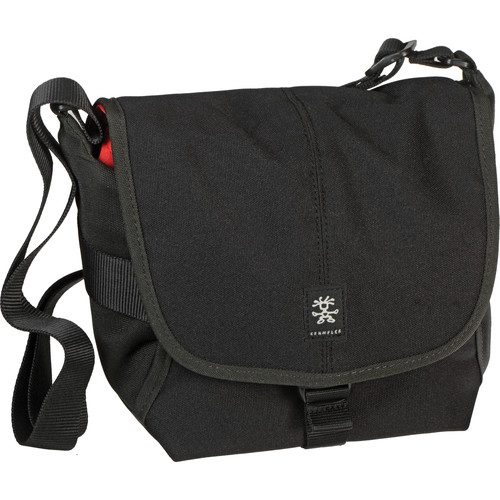 Crumpler 4 Million Dollar Home Bag (Black/Black)