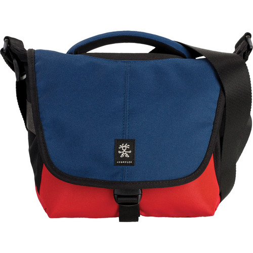 Crumpler 5 Million Dollar Home Bag (Navy and Rust)