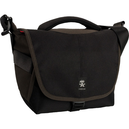 Crumpler 5 Million Dollar Home Bag (Black/Black)