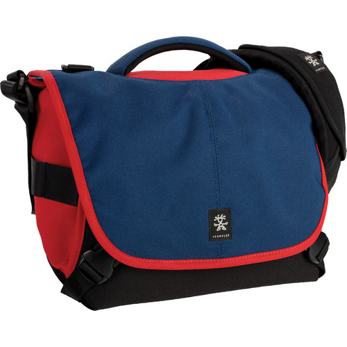 Crumpler 6 Million Dollar Home Bag (Navy/Rust)